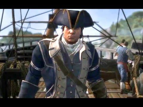 Изнутри Assassin's Creed III — Эпизод 4 на русском!