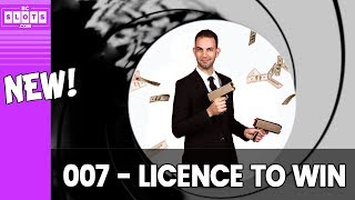 Download Video ⚫007 SLOTS 🍸Licence to WIN! ✦ BCSlots MP3 3GP MP4