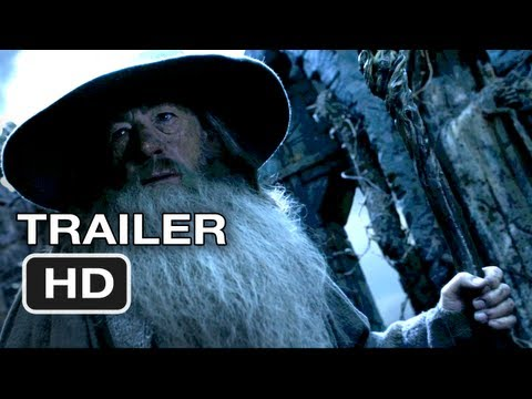 the hobbit - The Hobbit Official Trailer #1 - Lord of the Rings Movie (2012) HD SUBSCRIBE to TRAILERS: http://bit.ly/vHt4np Bilbo Baggins, a Hobbit, journeys to the Lonel...
