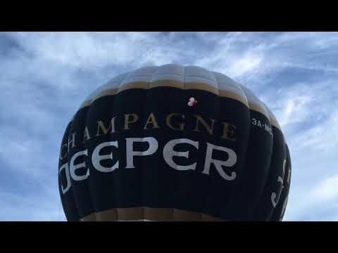MAG LIVE - A la découverte de la première montgolfière écologique monégasque