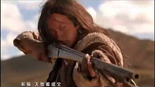 Film  Once upon a Time in Tibet  theme song blessing by Chongshol Dolma   YouTube