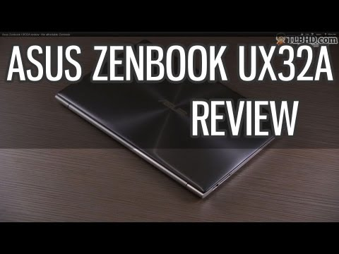 Asus Zenbook UX32A review - the affordable Zenbook
