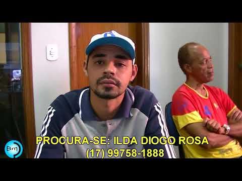 Cardoso/Jales- Rapaz procura tia em Jales, ILDA DIOGO ROSA, aposentada da Prefeitura. (Nativa FM)