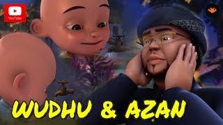 Video Cara Mengambil Wudhu & Azan Maghrib - Upin & Ipin Musim 11 MP3, 3GP, MP4, WEBM, AVI, FLV Februari 2018
