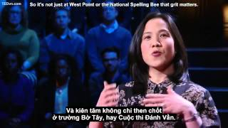 TED Vietsub Angela Lee Duckworth