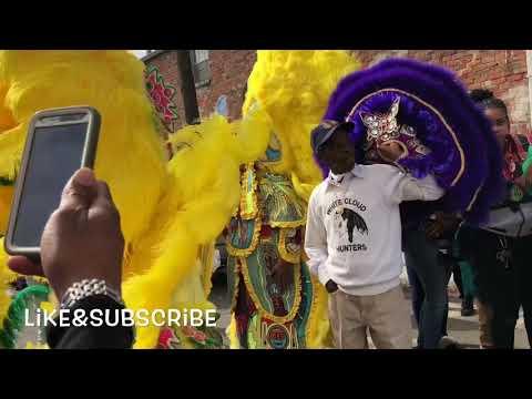 Creole Wild West Mardi Gras 2018