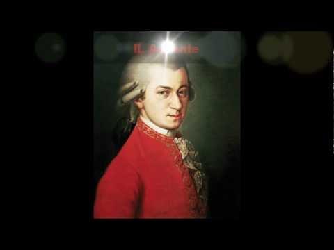 Mozart - Symphony No. 40 in G minor, K. 550 [complete] (видео)