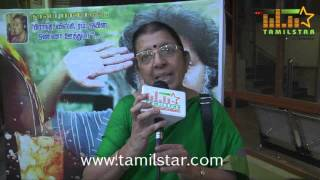 Shanthi Ranganathan at Appa Venampa Movie Team Interview