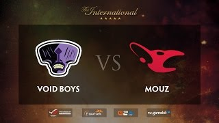 Voidboy vs Mouz, game 1