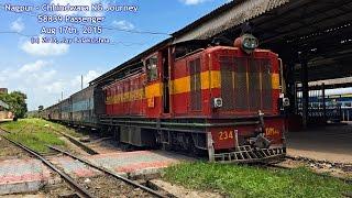 Chhindwara India  City new picture : Nagpur - Chhindwara Narrow Gauge Journey