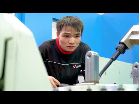 Vision One Pte Ltd - Sheet Metal Fabrication - Corporate Video