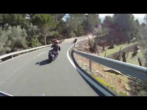 Mallorca, von Soller rauf nach Son Torrella