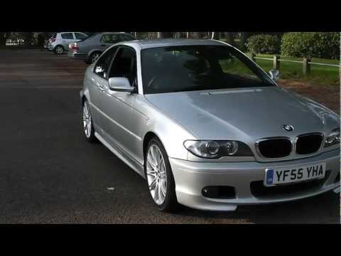 BMW 318Ci M Sport Coupe full leather 57,000 miles £7,950 promotors.co.uk.MTS