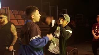 Video Trueno vs Aczino, Zasko, Skiper, Rapder, Nitro, Letra, Walls | Seven To Punch | Pangea 2vs2 MP3, 3GP, MP4, WEBM, AVI, FLV Juli 2019