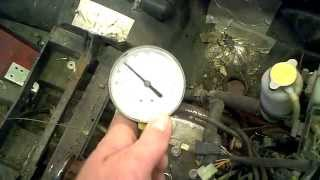 7. LOT 2134A 2000 Arctic Cat ZR 600 EFI Engine Compression Test