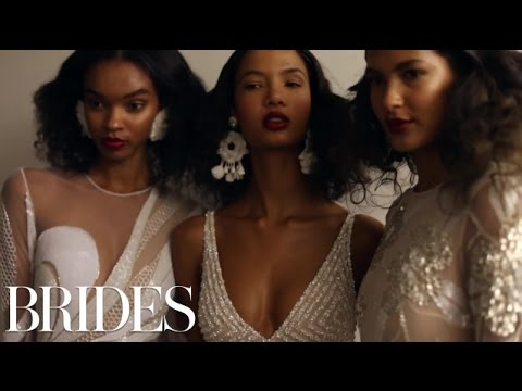 You Have To See Naeem Khan's Latest Wedding Dresses | Brides