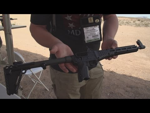 Shot - Out at Media Day at the Range we ran in to Kel-Tec who had a brand new rendition of the popular Sub 2000 carbine. This new model has many great features including a brand new rail system,...