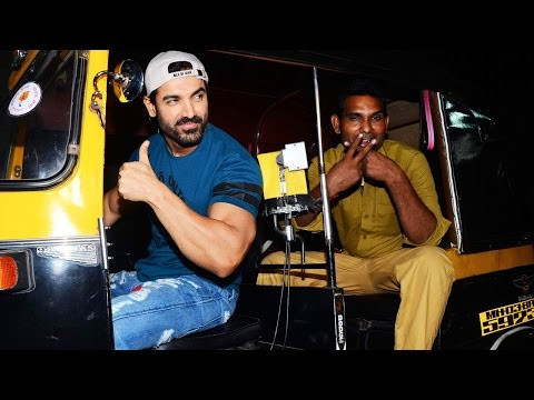 LOL! John Abraham's Funny Antics While Promoting F