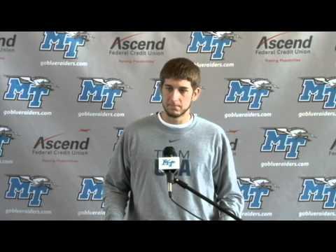 Logan Kilgore Interview 11/20/2012 video.