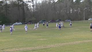 Logan Roda - Hattrick vs. St. Andrews