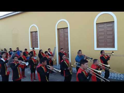 Sinfonia Africana - Banda Marcial De Mari