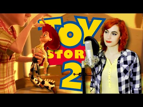 Toy Story 2 - When She Loved Me - Cat Rox Cover