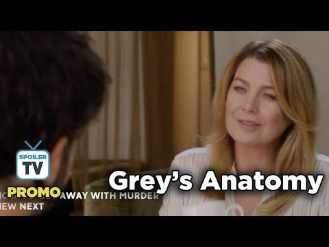 Grey's Anatomy 15x04 Promo Momma Knows Best