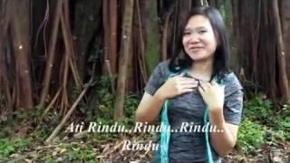 Ati Rindu GAWAI DAYAK Lagu Dayak Kantu' kab. KAPUAS HULU