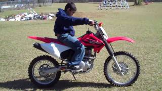 9. HONDA CRF 150F ~ CROOMATVRENTAL.COM ~ 352-345-8797 ~ BROOKSVILLE ~ FLORIDA