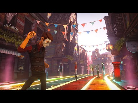 We Happy Few ? Release Announcement Trailer