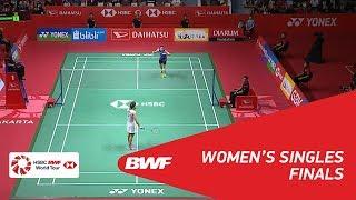 Video WS | TAI Tzu Ying (TPE) [1] vs Saina NEHWAL (IND) | BWF 2018 MP3, 3GP, MP4, WEBM, AVI, FLV Februari 2018