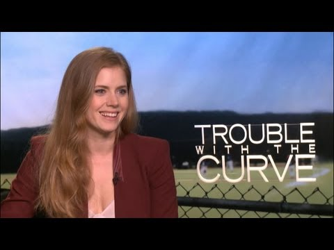 Amy Adams - Trouble with the Curve Interview with Tribute