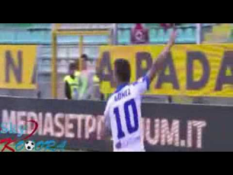 Palermo vs Atalanta 1-3 All Goals & Highlights | Serie A [12.02.2017]
