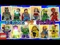 Lego Batman 3 Her is Vs Vil es Parte 2 Briga De Herois