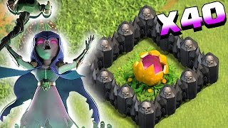 Video Clash Of Clans - NEW UPDATE!!! SCARY PUMPKIN (Halloween is here!!) MP3, 3GP, MP4, WEBM, AVI, FLV Agustus 2017
