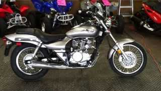 7. Ver clean 2009 Kawasaki Eliminator 125