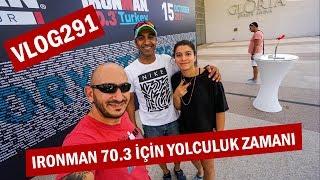 Gloria Ironman 70.3 için yola çıkma zamanı, tabi ki karavanla | Asla Durma Vlog291