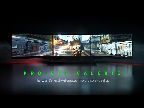 這家電競大廠發表了你從沒看過的「怪物級筆電」,內建三個螢幕的超狂設計徹底刷新玩家的電動體驗!