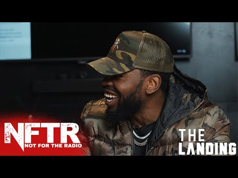 "VIC SANTORO – WINNING A BAFTA, ISSUE WITH NFTR, ""BEST RAPPER IN THE WORLD"" + More [NFTR THE LANDING]"