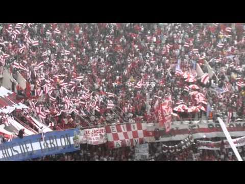 Video - ENTRADA DE LBDT + LA FIESTA DE RIVER - River Plate vs Boca Jrs - Torneo de Transición 2014 - Los Borrachos del Tablón - River Plate - Argentina