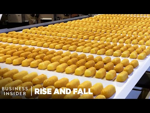 The Rise And Fall Of Twinkies | Rise And Fall