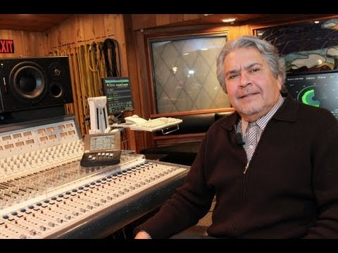 We met up with with Bobby Fernandez (Scoring engineer) in LAFX studio for an interview about Bobby's use of System 6000 in his productions.