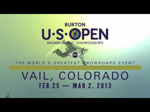 US Snowboarding Open - http://www.worldsnowboardtour.com The Burton US Open in Vail, CO marks the season's end for all Women's disciplines, as well as for the Men's Slopestyle in t...