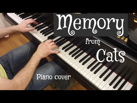 "Andrew Lloyd Webber - ""Memory"" (from ""Cats""). Piano Cover By Lucky Piano Bar (Eugene Alexeev)"