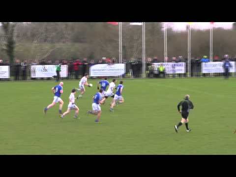 Clonoe Seal Their place In The Ulster Final