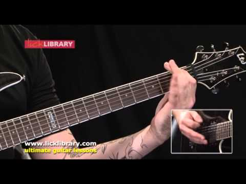 Slipknot Psychosocial Guitar Cover Performance | Learn To Play Slipknot Guitar Lesson DVD