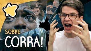 """Minhas impressões na crítica do filme """"CORRA! (Get Out; 2017)"""".INSCREVA-SE: http://bit.ly/inscreversessaocomentadaNÃO PERCA NENHUMA NOVIDADE!Facebook: http://www.facebook.com/sessaocomentada/Twitter: https://twitter.com/sessaocomentada"""