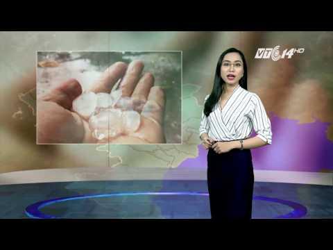 (VTC14)_ Thời tiết Hà Nội ngày 22.04.2017