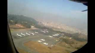 First flight to Pokhara - Hem Shrestha