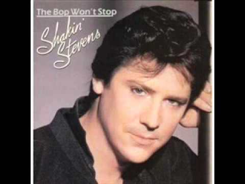 SHAKIN STEVENS - Love Me Tonight (audio)